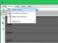 Cara Setting Proxifier dengan Bitvise SSH Client