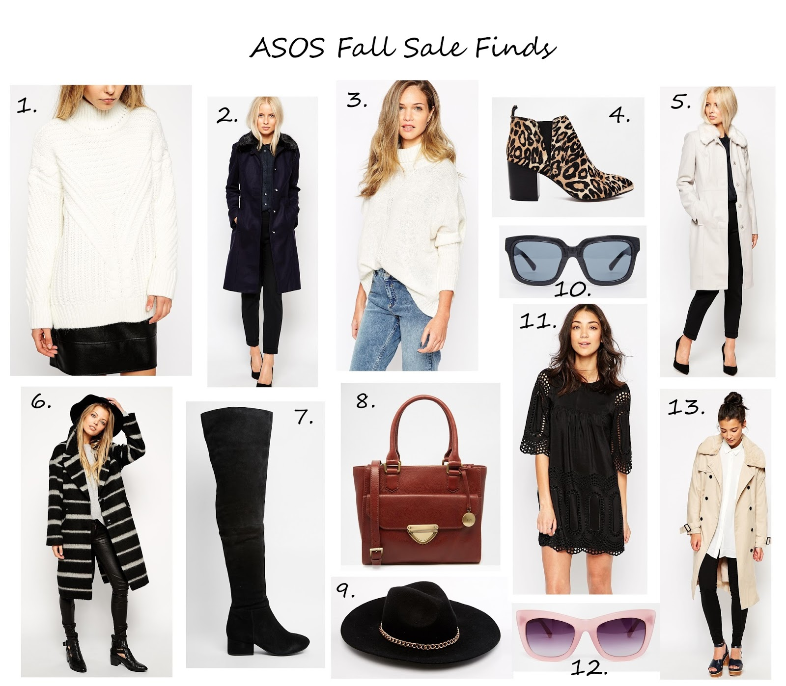 asos fall winter 2015 best sale finds