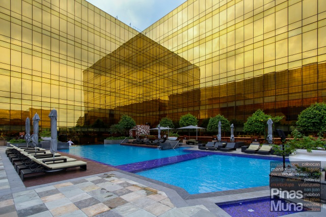 Hyatt city of dreams manila for Swimming pool meaning in dreams