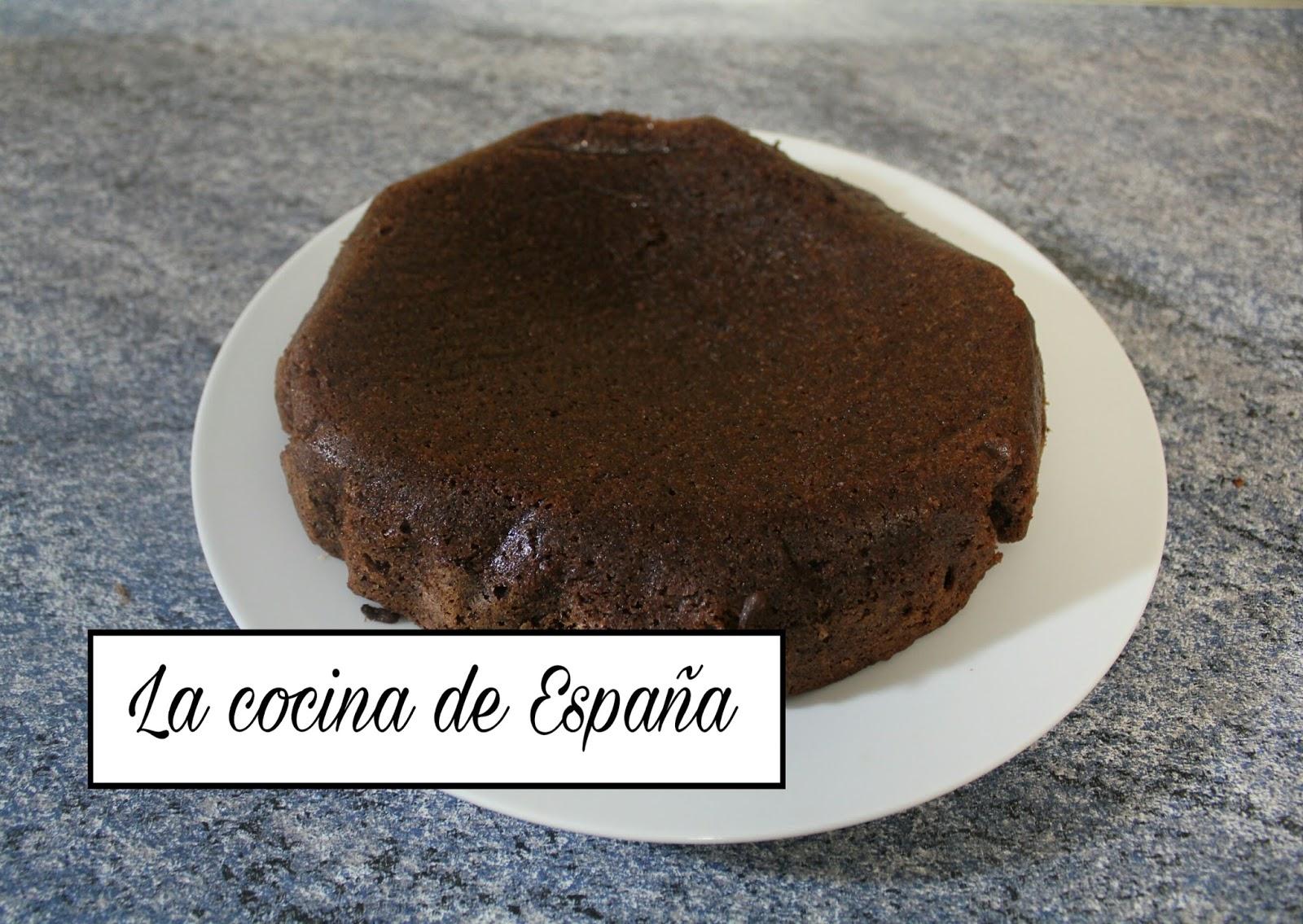 La cocina de espa a bizcocho de chocolate - La cocina madrid ...