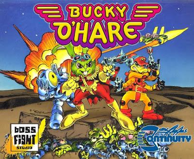 Larry Hama, Bucky O´Hare