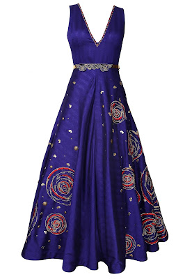 Winter Festive Collection by Isha Gupta Tayal- INR 66999