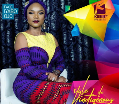 iyabo ojo face of ibadan fashion show