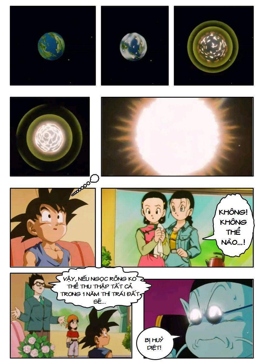 Dragon Ball GT chap 3 - Trang 21