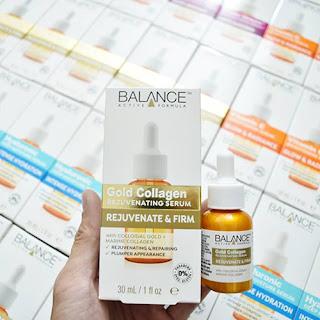 Tinh chất Balance Gold Collagen Serum