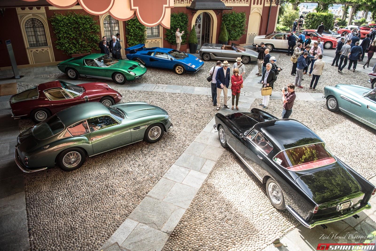 Tận hưởng những gì còn sót lại của Villa D'Este 2016