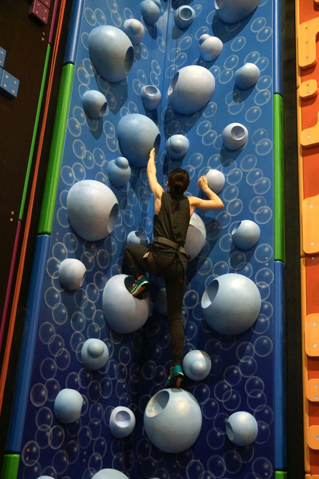 Hello Freckles Vertigo Adventure Climbing Eldon Leisure Newcastle