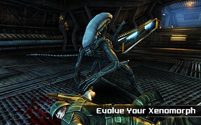 Download Game AVP Evolution v2.0.1 apk+data Full Version