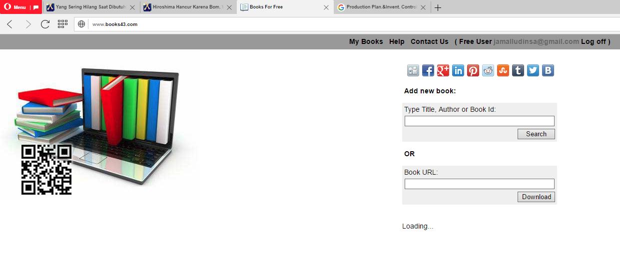 Cara Mendownload Buku Dari Google Book Tanpa Software Terbaru Work ...