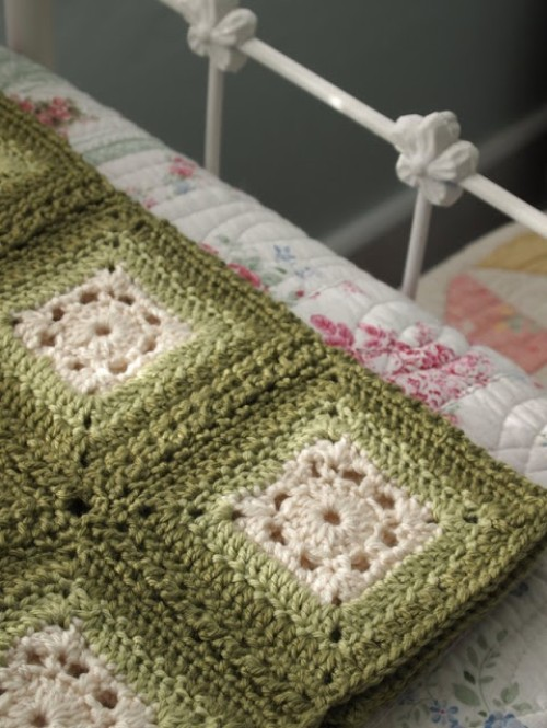 Blushing Grannies - Free Pattern