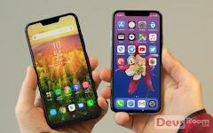 Asus Zenfone 5 dan 5Z yang Desainnya Mirip iPhone X