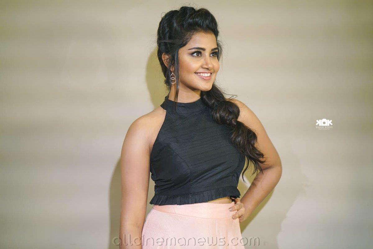 Anupama Parameswaran Recent Photo Shoot