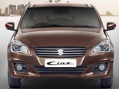 Maruti Suzuki Ciaz 2018 Facelift front show