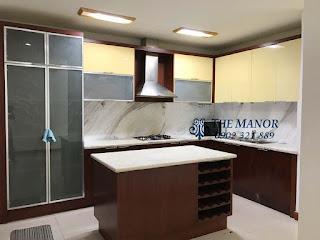 Tòa nhà The Manor quận Bình Thạnh bán hoặc cho thuê | phòng bếp