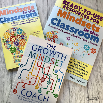 Growth Mindset Books for Teachers