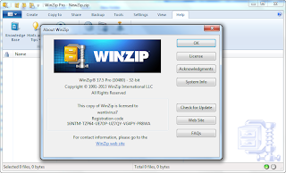 WinZip v17.5 Build 10480 Full Serial