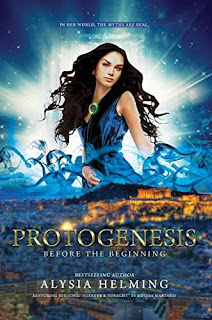 Protogenesis - creativity, fantasy, and strong women by Alysia Helming