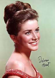 Dolores Hart - American Roman Catholic nun -Beneductian nun - hollywood actress