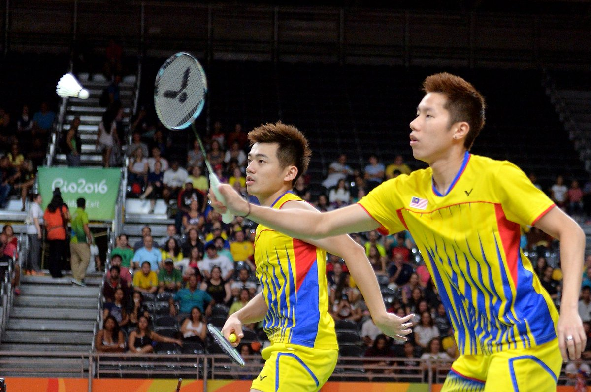V Shem Wee Kiong be es the world top ranked pair TheHive Asia