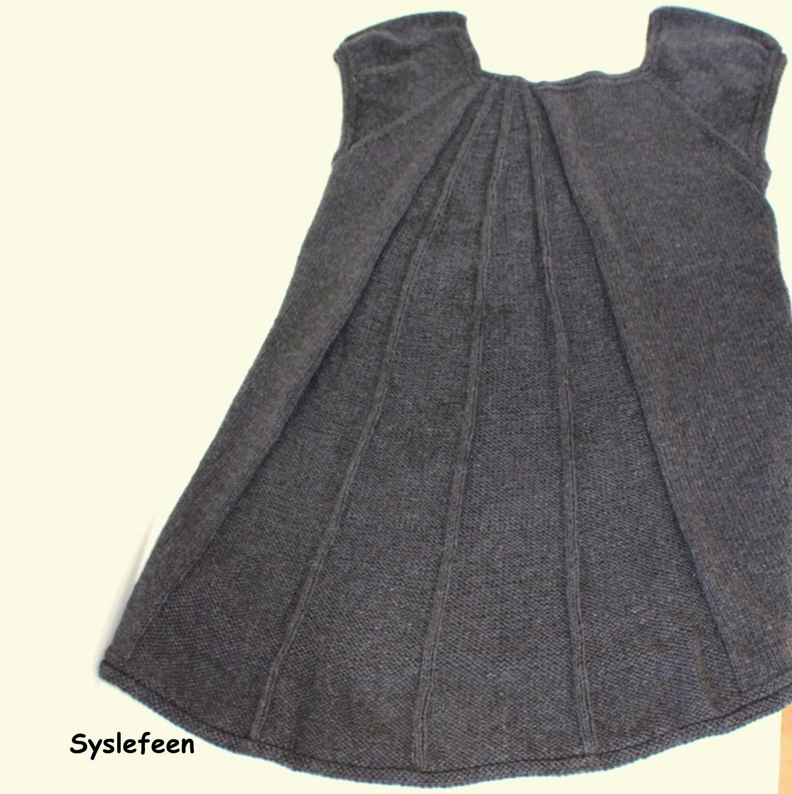 c507a30ea6ab Jeg har strikket i uld bomuld på p.3½ str. small