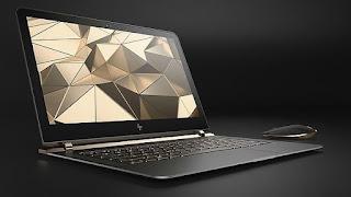 nueva HP spectre con un diseño ultra fino