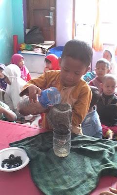 Ubah dunia dengan menjaga air