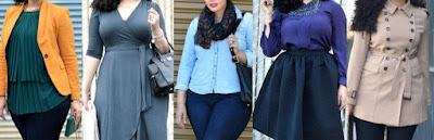 Consultoria de imagem | Plus Size Girls | Dress for success