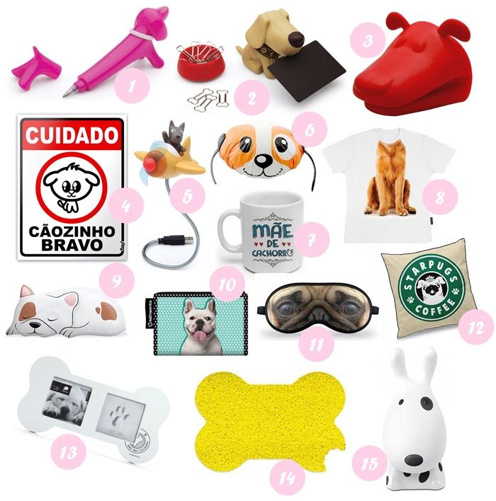 Compras: Itens de decoração para quem ama cachorros