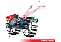 Jual Traktor Quick Capung Metal G600