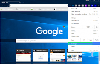 How to Increase Text Size in Chrome Browser