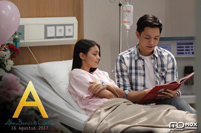 Download Film A: Aku Benci dan Cinta Full Movie Mp4 (2017)