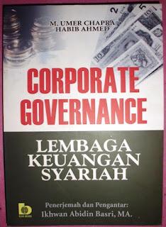 Jual Buku Corporate Governance Lembaga Keuangan Syariah