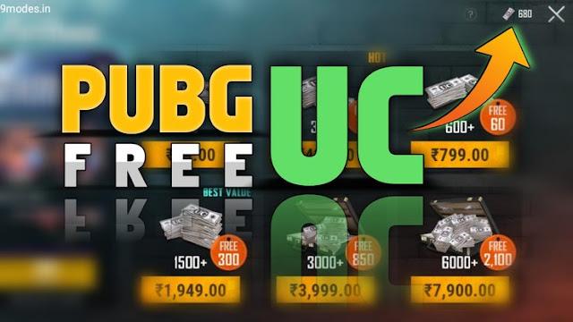 PUBG Mobil Oyuncuları İçin Ücretsiz UC Kullanma Kodları 2020 Güncellenmiştir!