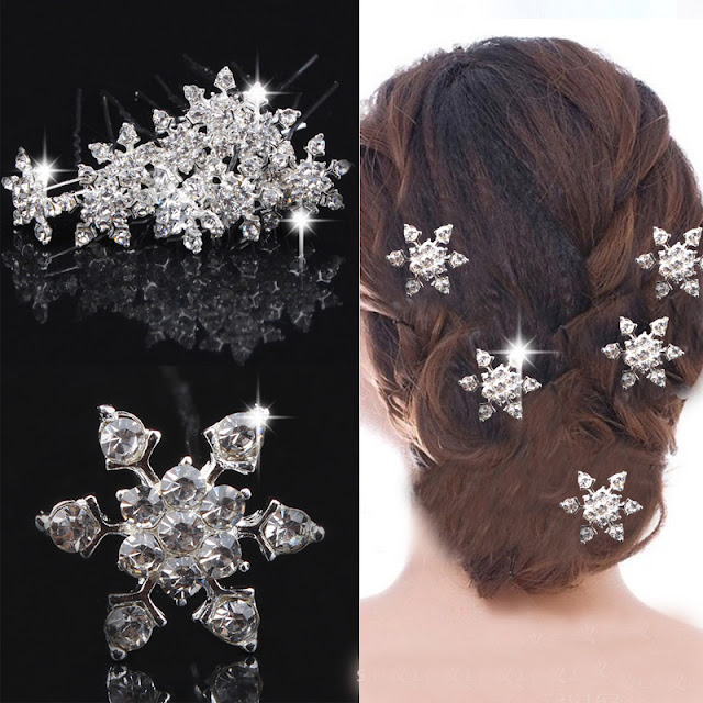 Fashionable Bling & Hair Accessories