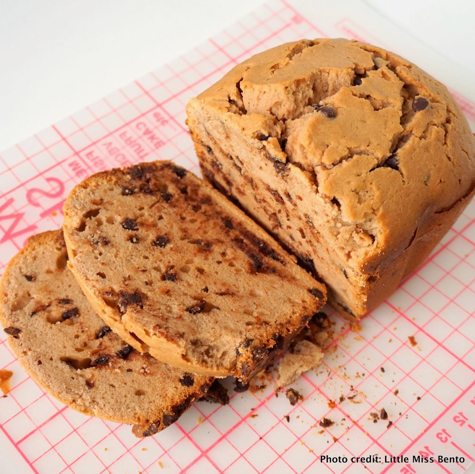 Milo Cake Recipe Using Panasonic Bread Maker Little Miss Bento