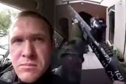 Social Media Scramble to Remove New Zealand Suspect's Video