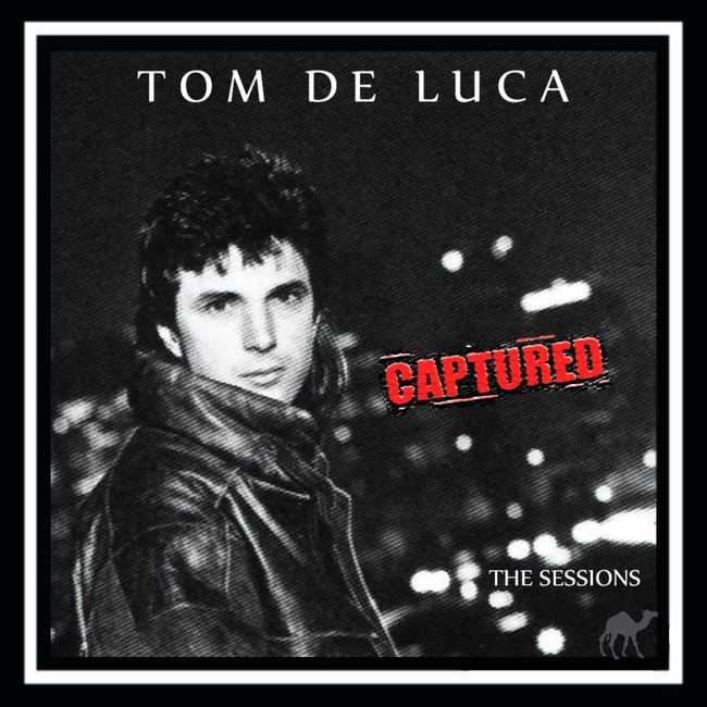 TOM DE LUCA - Captured [The Sessions] front