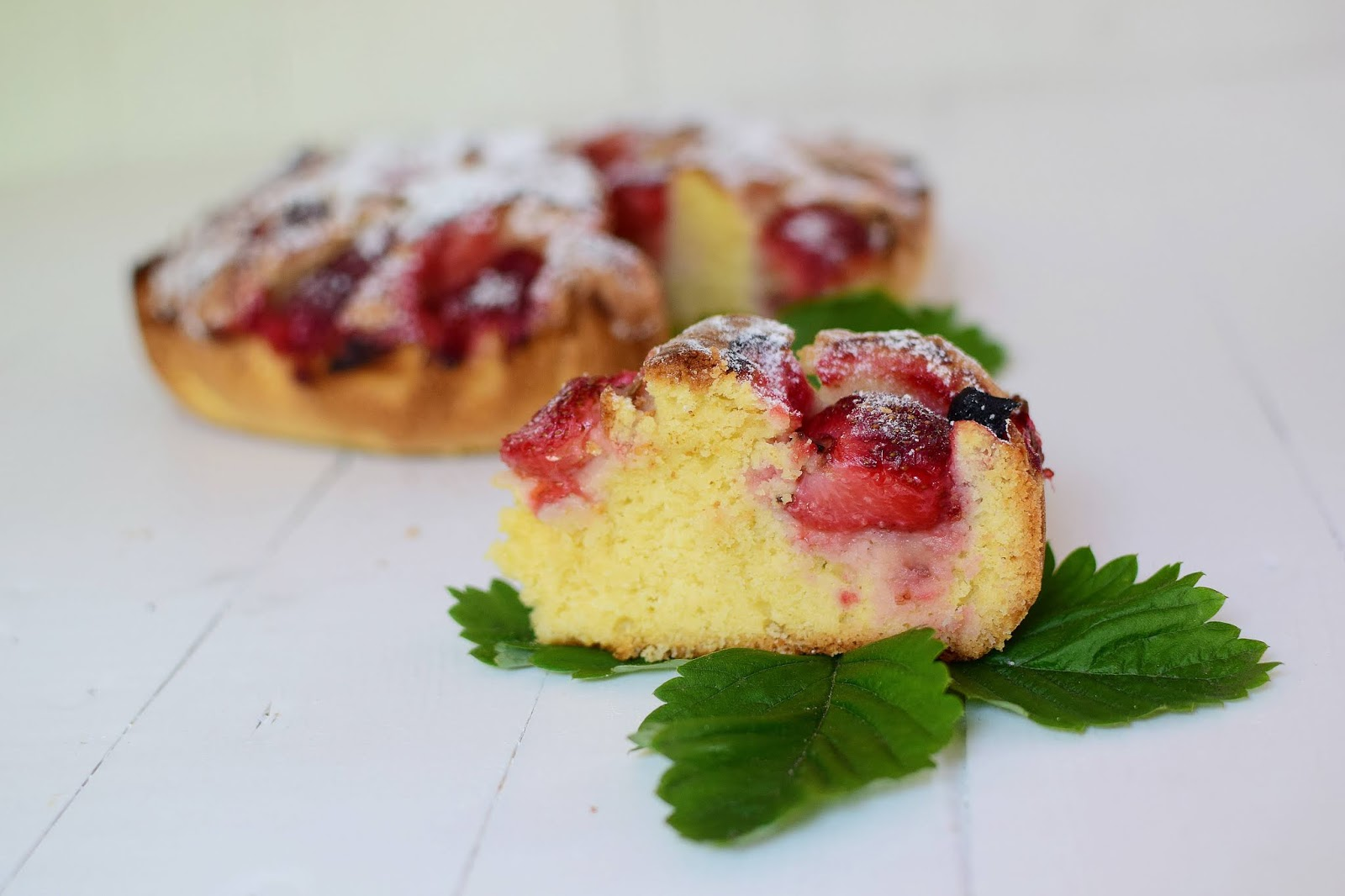 Ciasto Z Truskawkami Kurnikowo Pl