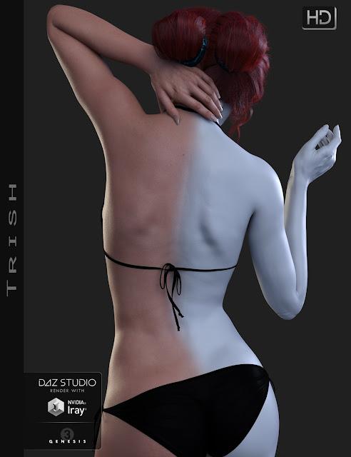 Trish HD for Victoria 7