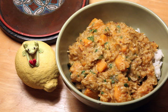 Vegan Richa Butternut Curry, Vegan Eats and Treats