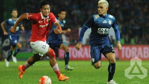 Secara Statistik, Arema FC Lebih Diuntungkan dibanding Persija Jakarta