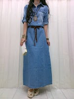 Maxi Jeans Wash SOLD OUT