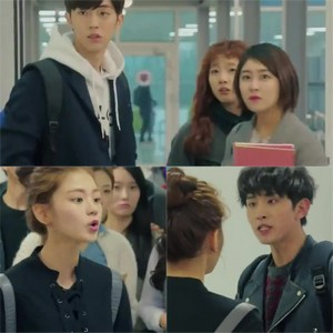 Sinopsis Cheese in the Trap episode 11 part 1