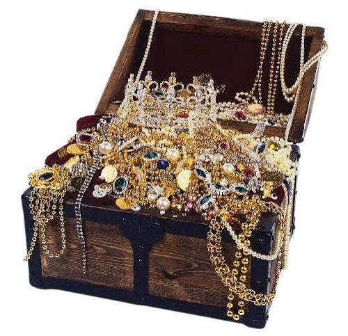 Pirate Jewels