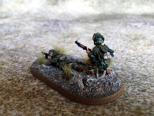 Warlord Games 28mm Japanese Sniper for Bolt Action