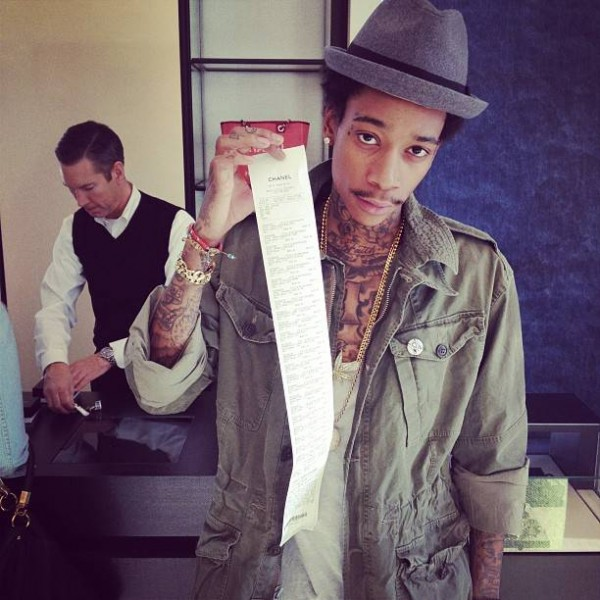 Wiz Khalifa Photos