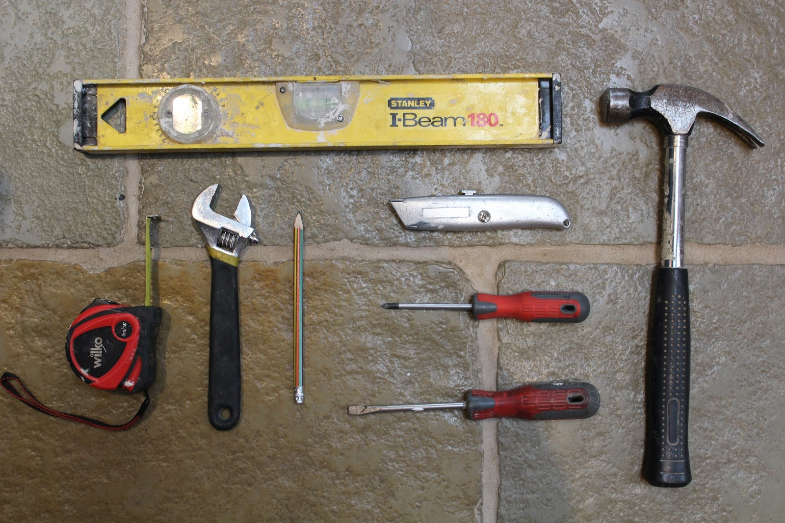 DIY Tools for first timers