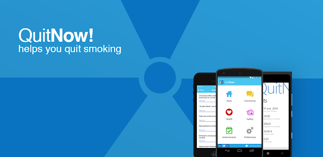 QuitNow! PRO - Stop smoking v5.37.4 APK Android