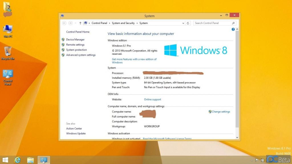 official windows 8.1 pro iso