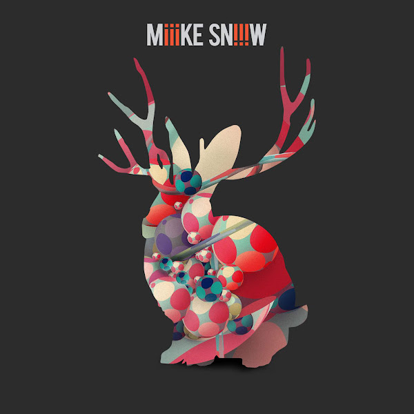 Miike Snow - iii Cover